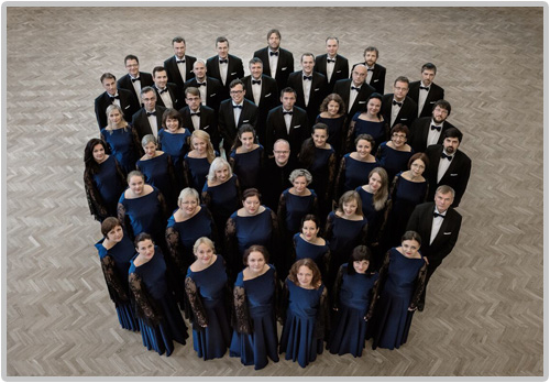 The Latvian State Choir